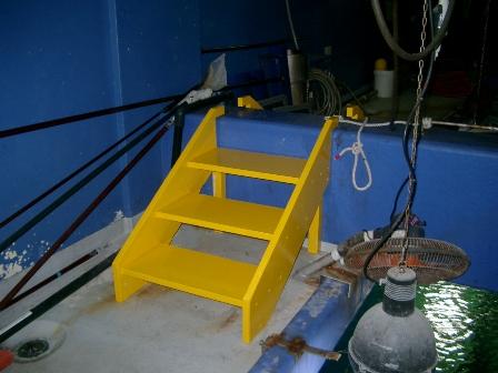 写真4 取替が完了した階段CIMG2401.JPG